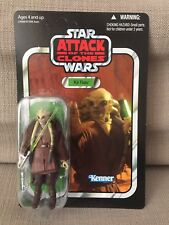 Star Wars Vintage Collection: Kit Fisto VC29 - UNPUNCHED