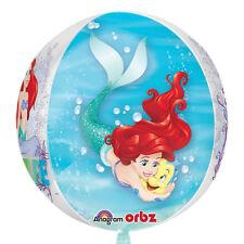 Amscan International 3393701 38 1 cm Ariel Dream Big Clear Orbz FOIL
