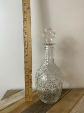 Designed by Tiffany & Co. Christian Brothers Tricentennial Decanter 1680-1980