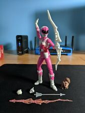 Power Rangers Lightning Collection MMPR Pink Ranger Kimberly Loose Complete