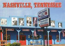 Postcard Tennessee Nashville Willie Nelson General Store & Museum Unused MINT