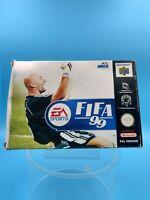 jeu video complet nintendo 64 PAL EUR fifa 99