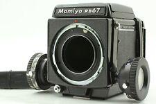 【Exc+5】 Mamiya RB67 Pro S Body Medium Format Film Camera From JAPAN #387
