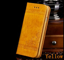 Luxury Leather Flip Wallet Case For iPhone 6 7 8 Plus X XR MAX With Card Slot