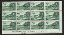Fijian Stamp Blocks