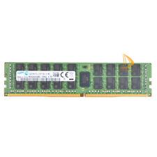 Samsung 32GB 2Rx4 DDR4 PC4-2133P PC4-17000 DIMM ECC Reg Server Memory RAM #288PI
