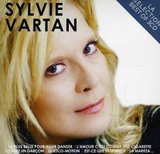 La Selection - Vartan,Sylvie (2013, CD NEUF)