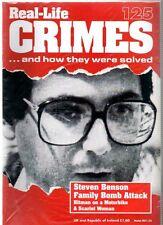 Real-Life Crimes Magazine - Part 125
