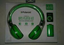 New Polaroid 4GB MP3 Player Kit Value Pack PMP955