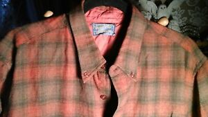 Vintage Men\u2019s Pendleton Flannel
