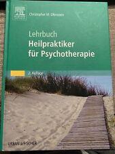 Lehrbuch Heilpraktiker für Psychotherapie - Christopher M. Ofenstein