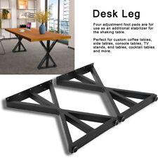 Support de jambes de bureau pieds de Table basse de Style industriel de fer