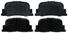 Disc Brake Pad Set-Ceramic Disc Brake Pad Rear ACDelco Pro Brakes 17D835C