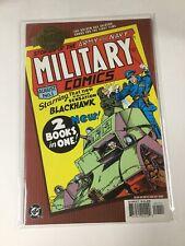 Military Comics 1 Millennium Edition Nm Near Mint DC