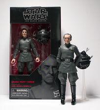"""Grand Moff Tarkin - Star Wars Black Series 6"""" MISB On Hand Ready to Ship"""