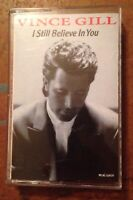 I Still Believe in You by Vince Gill (Cassette, Sep-1992, MCA Nashville)
