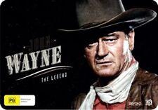 John Wayne: The Legend, 2016 John Wayne (10 DVD Set)  - Region 4