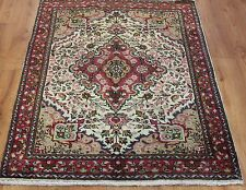 Persian Traditional Vintage Wool 145cmX103cm Oriental Rug Handmade Carpet Rugs