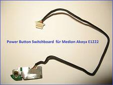 Power Button Switchboard  für Medion Akoya E1222