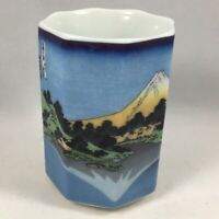 Japanese Sake Shot Glass Tea Mug Cup Sushi 280ml SS201 MADE IN JAPAN
