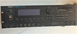 roland s750 digital sampler