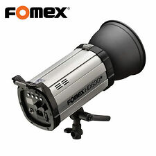 FOMEX HD600p Strobe HD prop Studio Flash Lamp 600w 5,500k LED Light