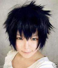 HOT!!AO NO EXORCIST Dark Rin Okumura cosplay blue wig