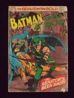 THE BRAVE AND THE BOLD, BATMAN AND GREEN ARROW, NO. 85, AUG.,- SEPT., 1969, DC