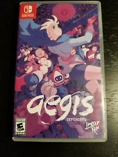 Aegis Defenders Limited Run Games EX Condition Nintendo Switch - FREE SHIPPING!
