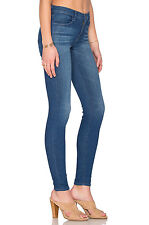 $218 J Brand 620 Super Skinny Lightweight Stretch Jeans in Enigma Size 27 MINT