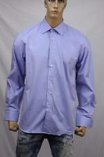 Authentic Harry&Sons  Men's Slim Fit Cotton dress Shirt US 16.5 IT 41