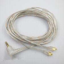 PS Headphones Upgrade Cable Cord Wire for Shure SE215 SE535 SE846 SE315 UE900