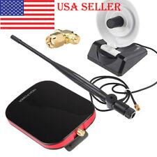 200m Long Password Cracking Dual Antenna USB WiFi Receiver Adapter Decoder USA