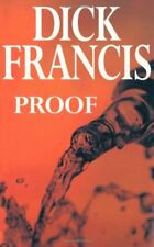 Proof by Francis, Dick Paperback Book The Cheap Fast Free Post