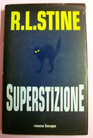 SUPERSTIZIONE - R.L.Stone [Sonzogno]