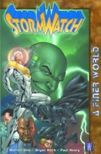 Stormwatch Vol 4: A Finer World by Ellis & Hitch Authority 1999 TPB DC OOP