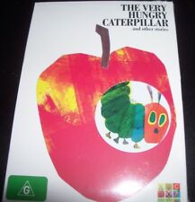 The Very Hungry Caterpillar & Other Stories (Australia Region 4) DVD – New