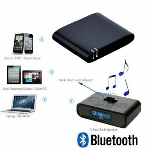 Bluetooth Music Audio Receiver Adapter for Bose Sounddock Series II 10&Portable