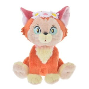 IN HAND!! Disney Store JAPAN 2021 Alice 70th Plush Dinah Disney Cats