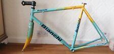 1998 Bianchi Mega Pro Mercatone (Pantani team) alloy frame & carbon fork - VGC