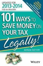 101 Ways to Save Money on Your Tax - Legally! 2013 - 2014-ExLibrary