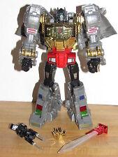 Transformers Masterpiece Grimlock 2010 Toys R Us Exclusive Loose 100% Complete