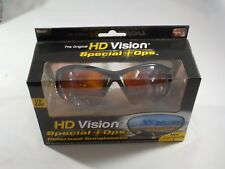 New - Original HD Vision Special Ops Polarized Sunglasses HDVISSOD 754502038862