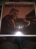 fats domino the very best of lp