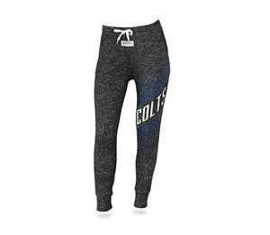 Zubaz Women's NFL Indianapolis Colts Jogger Pants