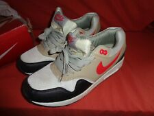 Nike Air Max 1 Essential Hombre Mujer Zapatillas Size UK 6 EU 40