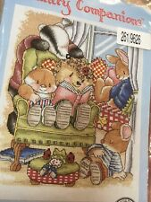 dmc counted cross stitch kit Country Companions Storytime