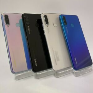 HUAWEI P30 LITE 128GB - Various Colours - UNLOCKED - Smartphone Mobile Phone