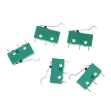 5pcs KW4-3Z-3 SPDT NO NC Momentary Hinge Lever Limit Switch Microswitch FO