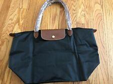 ?Longchamp Le Pliage Large 1899 Nylon Tote Bag New-black